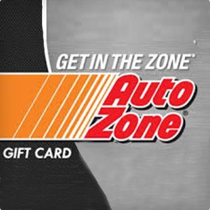 Autozone Gift Card