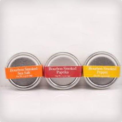 Bourbon Barrel Sugar Sampler Pack