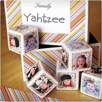 Family-Yahtzee