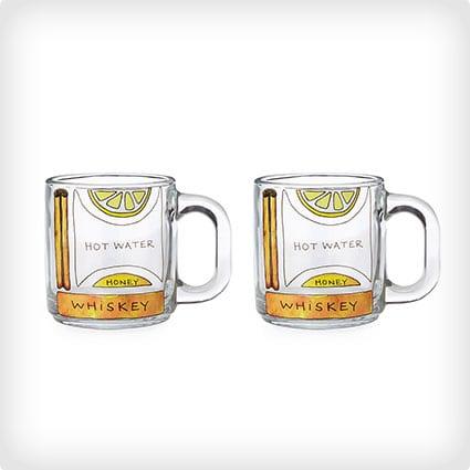Hot Toddy Mugs