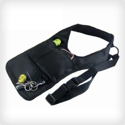 Lifeunion Generation Multi-purpose Anti-theft Hidden Underarm Shoulder Armpit Bag