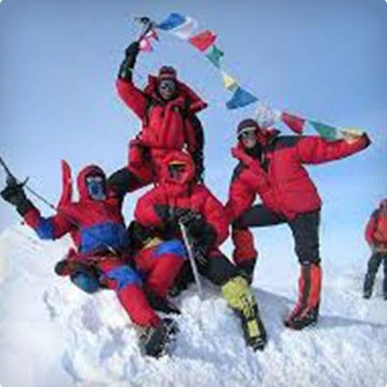 Mount Everest Ascent