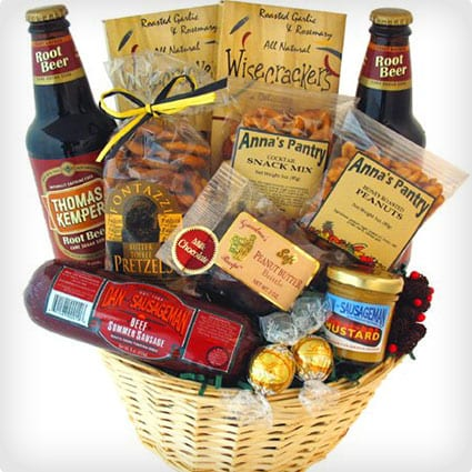 Northwest Sampler Gift Basket