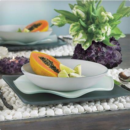 Oceana Seaglass Dinnerware Collection