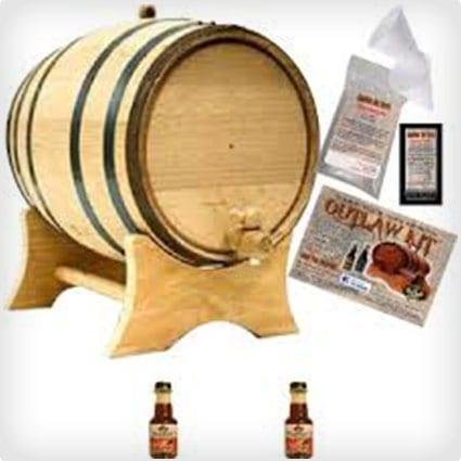 Outlaw Whiskey Kit