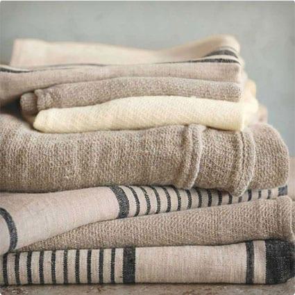 Pure Linen Towels