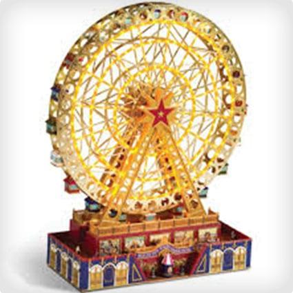 The Musical Illuminated Ferris Wheel
