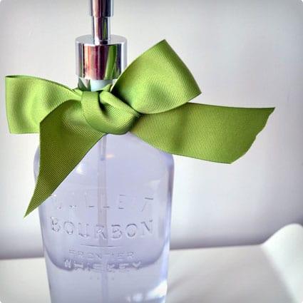Whiskey Soap Dispenser