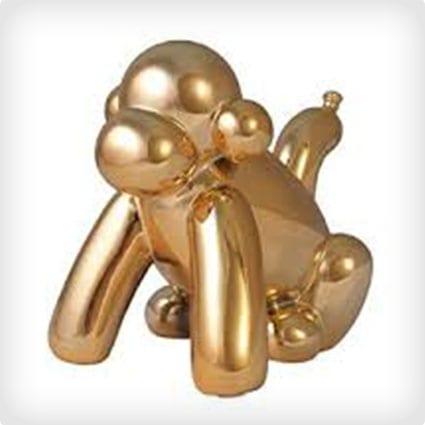 Balloon Monkey Money Bank