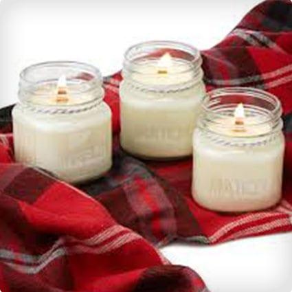 Crackling Candles