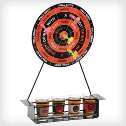 Creative Motion Drink Dart Game