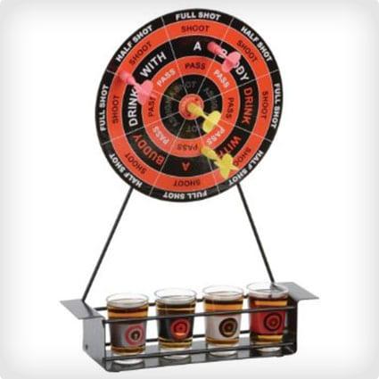 Creative Motion Drink Dart Game