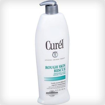 Curel Rough Skin Rescue Lotion