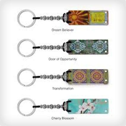 Fortune Keeper Key Chain