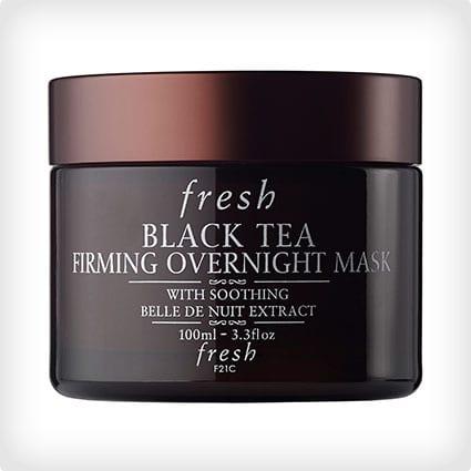 Fresh Black Firming Tea Overnight Mask