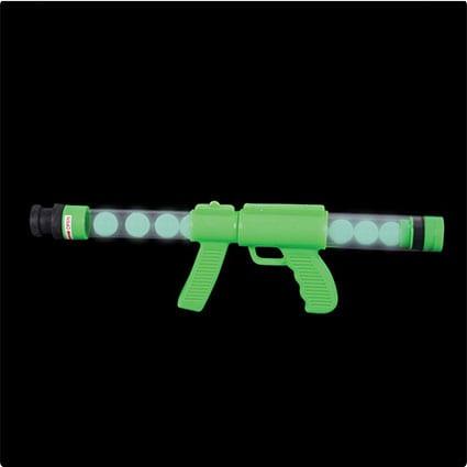 Glow in the Dark Moon Blaster Gun