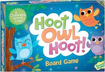 Hoot Owl Hoot! Award Winning Cooperative Game