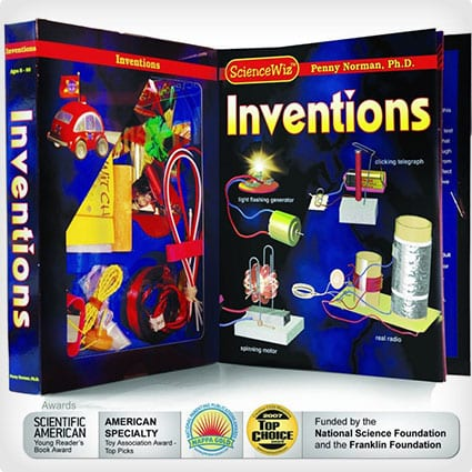 Inventions Kit and Electricity Kit