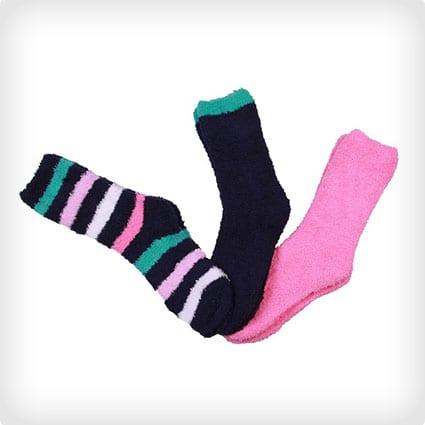Keds Women's Supersoft Cozy Socks