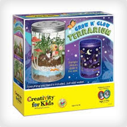 Kids Grow 'n Glow Terrarium