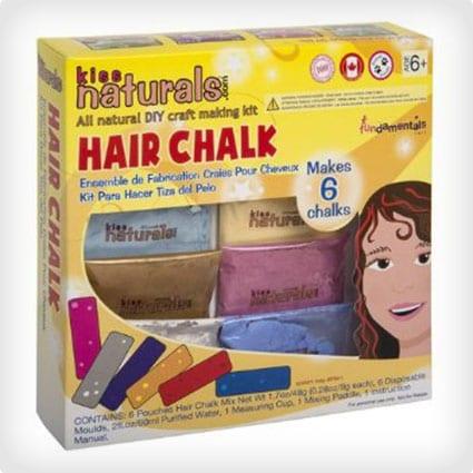 Kiss Naturals Natural DIY Hair Chalk Kit