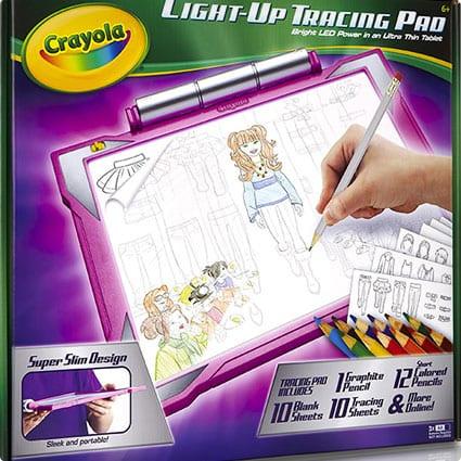 Light Up Tracing Pad