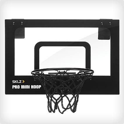 Mini Micro Basketball Hoop