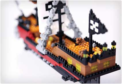 Nanoblock-Pirate-Ship