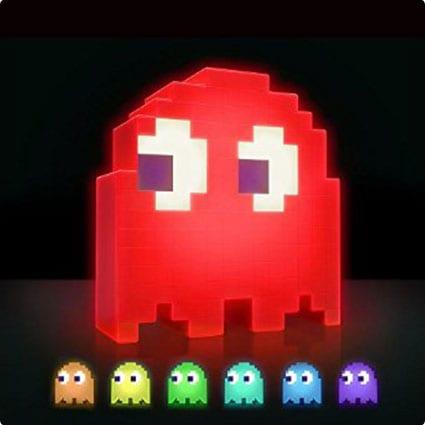 Pac-Man Lamp Ghost Light