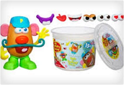 Playskool Mr. Potato Head Tater Tub Set