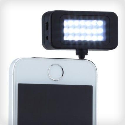 Portable Selfie Flash