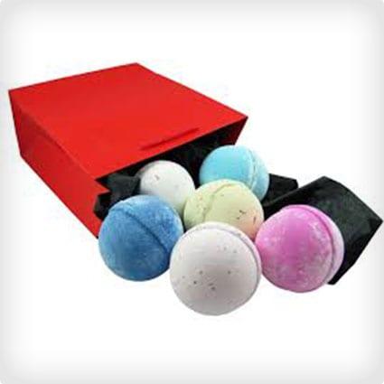 Premium Bath Bomb 6 Pack