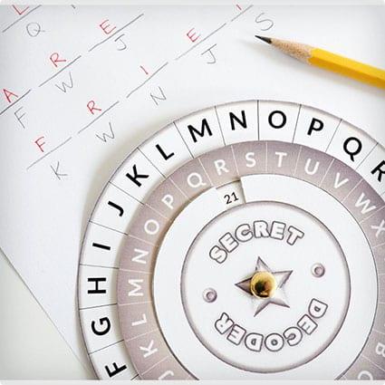 Secret Decoder Wheel