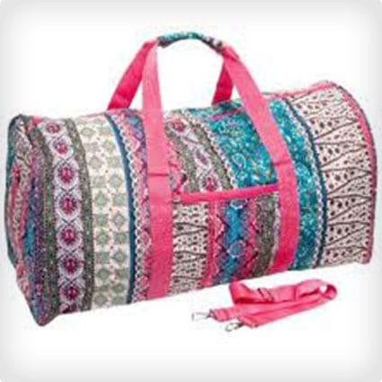 Travel Cheer Gym Duffel Bag