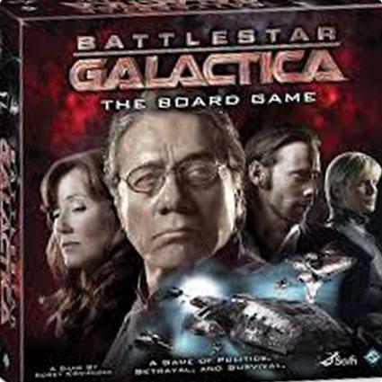 Battelstar Galactica: The Game