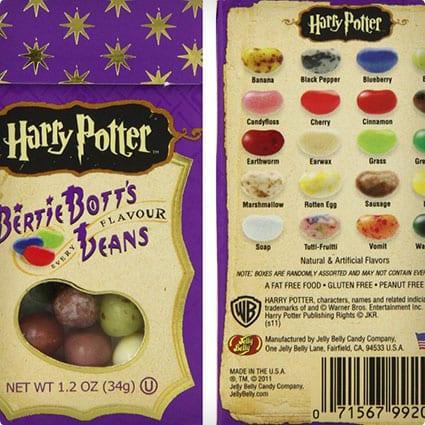 Bertie Bott's Every Flavor Jellybeans