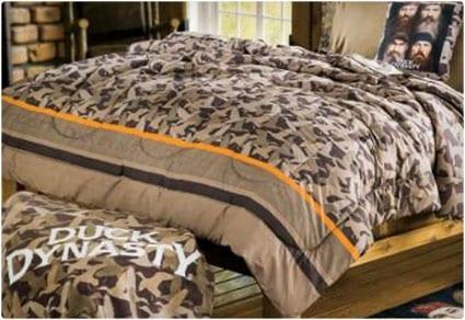 Camo Comforter