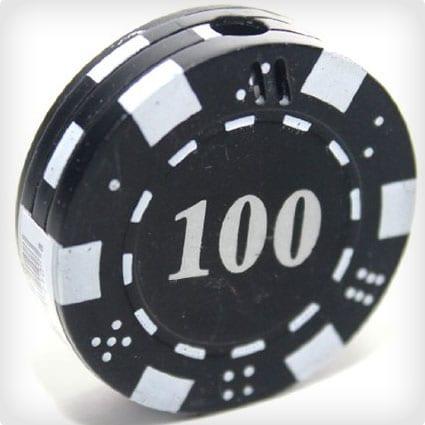 Casino Chip Lighter