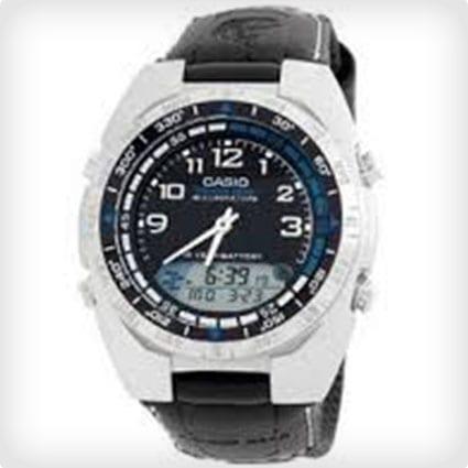 Casio Fisherman's Watch