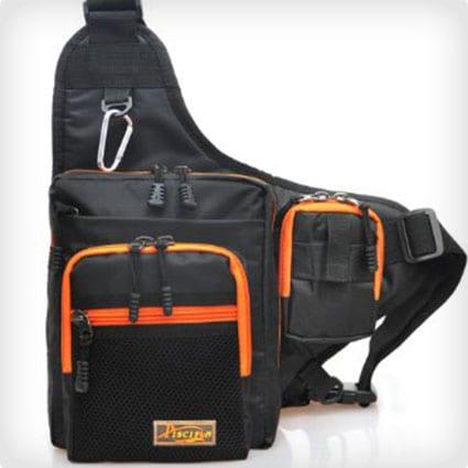 Crossbody Tackle Bag