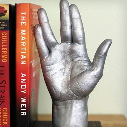 DIY Vulcan Sign Hand