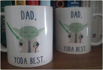 Dad, Yoda Best Mug