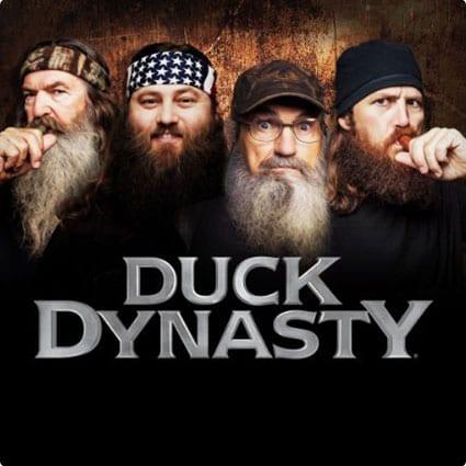 Duck Dynasty X-Box Game