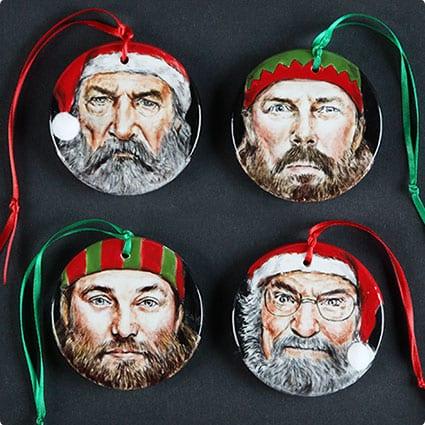 Dynasty Family Ornaments