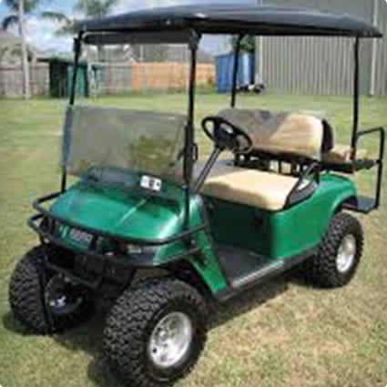 EZ Go TXT Golf Cart