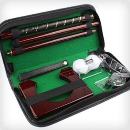 Executive Indoor Putter Kit