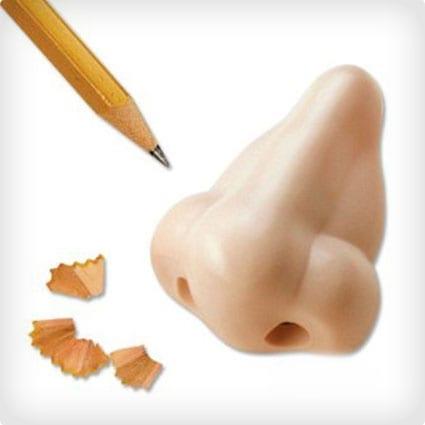 Funny Nose Pencil Sharpener