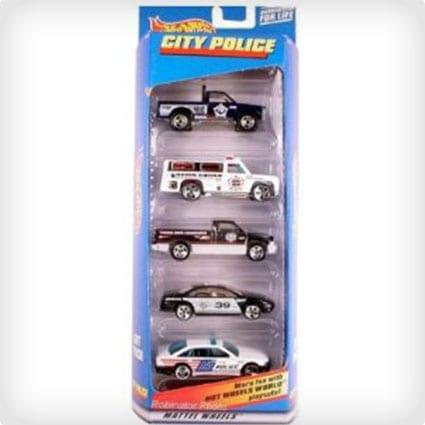 Hot Wheel 5-Pack