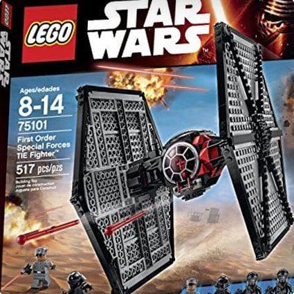 Lego Tie-Fighter
