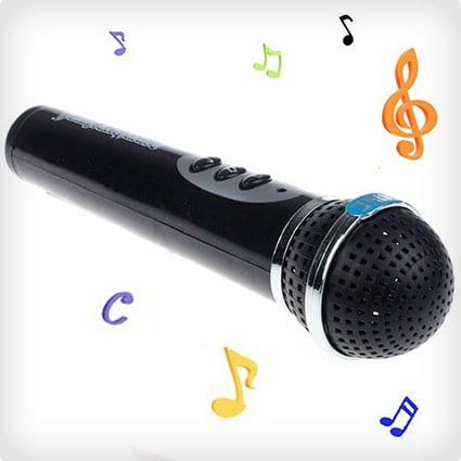Microphone Karaoke Toy
